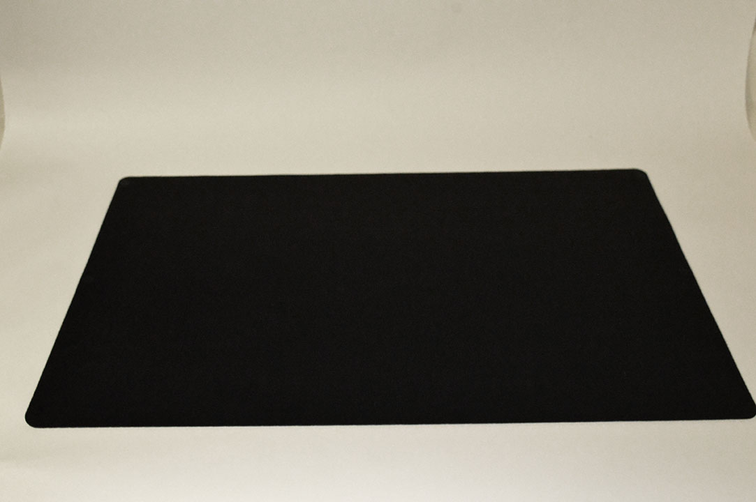 All Black Magnetic Mat